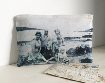 Mother's day- create your own personalised purse, clutch, bag