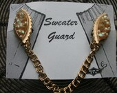 Sweater Clip/Guard Sea Shells