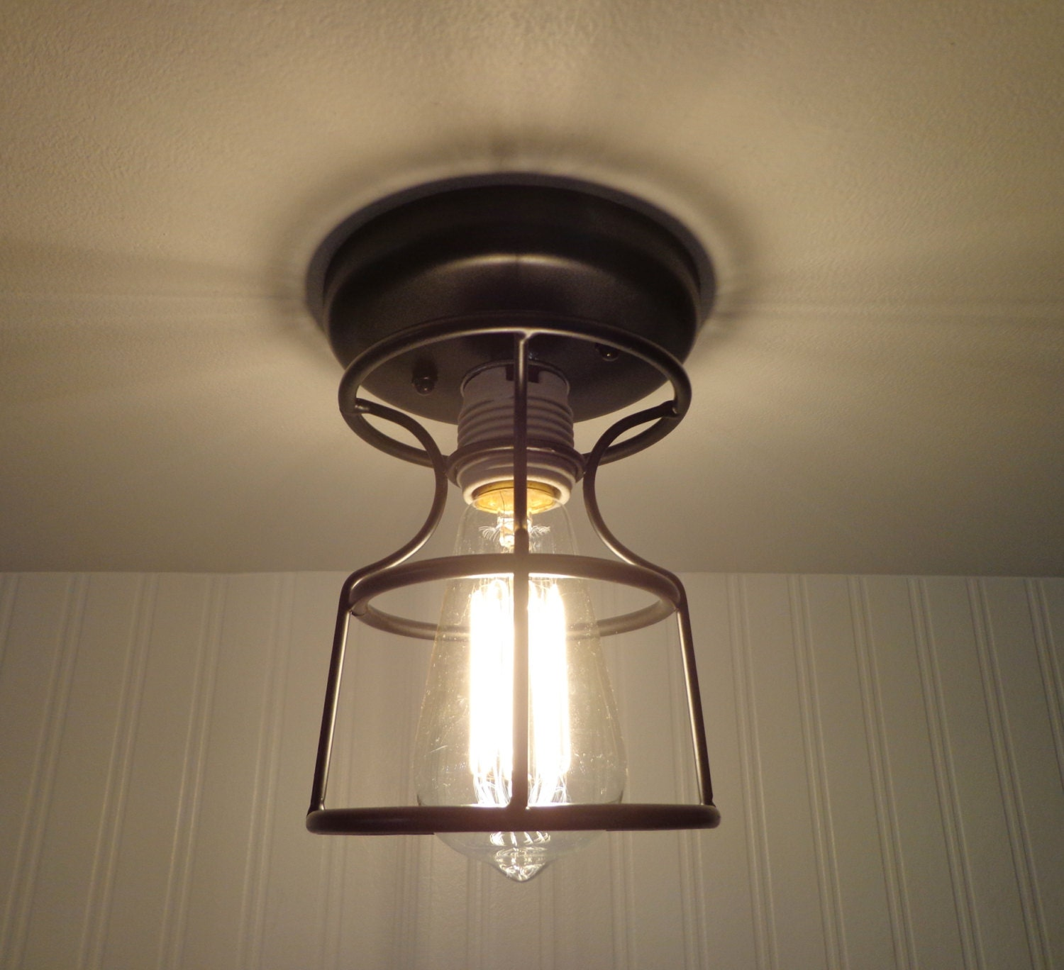 Ceiling Lights With Edison Bulbs : Request a custom order and have something made just for you