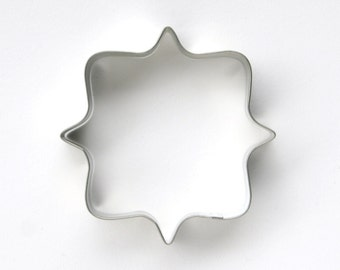 Plaque Cookie Cutter / Frame Cookie Cutter - Square