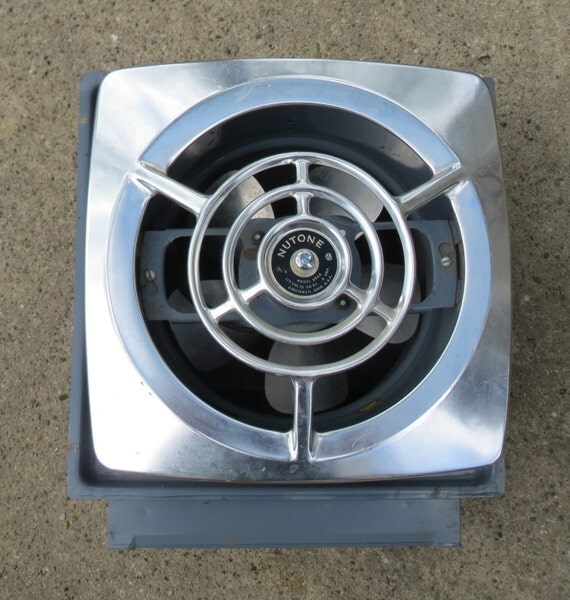 Nutone Kitchen Exhaust Fan: Private Listing
