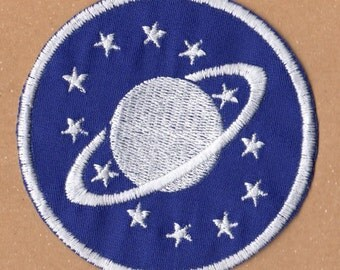 Galaxy Quest Emblem Patch