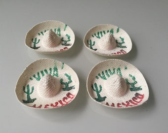 Mexican Mini Sombrero Hat