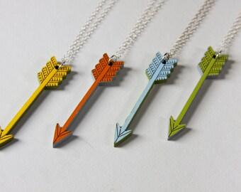 Lucky Arrow Necklace