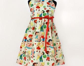 Vintage Candy Girls Dress