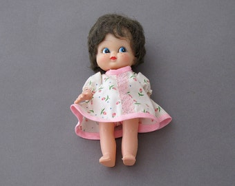Vintage Small Dolls from 1960's