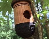 Basket Weave Hummingbird House