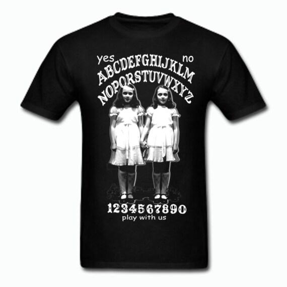 The Shining Ouija Tee shirt