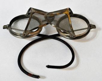 Antique Safety Glasses