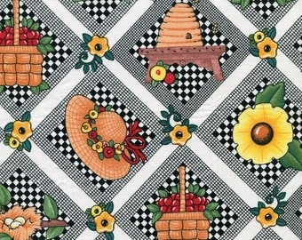 Gardening - Mary Engelbreit - Fat Quarter