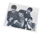 The Beatles Photo Publicity Promo John Lennon Paul McCartney George Harrison Ringo Starr Studio Copy