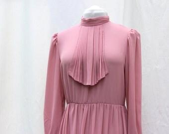 Sheer Pink Dress