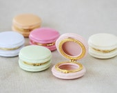 French Macaroon Limoges Trinket Box