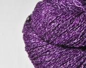 Poisoned by love  - Silk/Linen Fingering Yarn