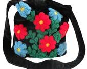 Gypsy Romance Boho Shoulder Bag 85