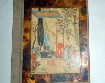 Vintage Asian Postage Stamp Book was 24.00