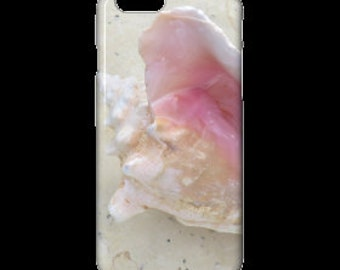IPhone Case - Pink Conch Shell