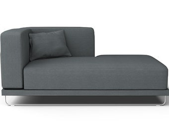 IKEA Karlstad Sofa Bed SLIPCOVER ONLY in Rouge by fortWorks