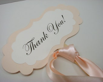 Thank You Sign Photo Prop for your Wedding Photography Gracefully Shows your Gratitude
