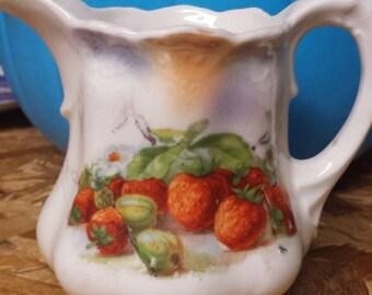 German Strawberries Pitcher