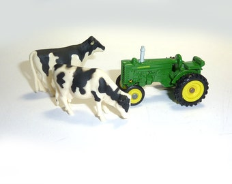 On the Farm . . . Tractors, Cows, Horses, Chickens, Sheep, Pigs for Terrariums and Dioramas