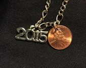 2015 Penny necklace