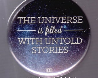 Universe of Untold Stories Button