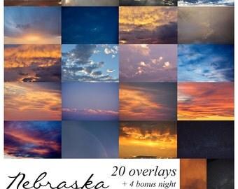 Nebraska Skies Vol II | Digital Download