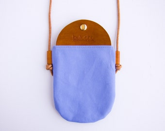 Bali Crossbody Bag - Cornflower Blue