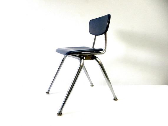 Modern Classroom Chairs : Vintage s mid century modern virco child