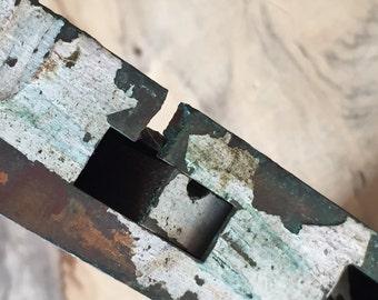 Old Broken Mortise Lock