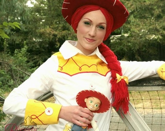 Custom Jessie Toy Story Adult Costume Couture Handmade