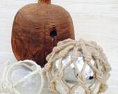 Vintage Wooden Buoy