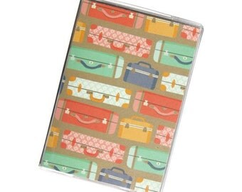 PASSPORT COVER - Vintage Suitcases and Luggage