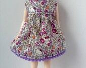Liberty Kitty - A Dress For Blythe