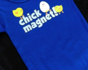 Boys Chick Magnet One Piece