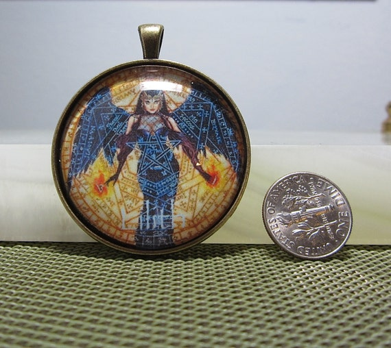 lilith consort of lucifer pendant
