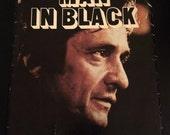 Johnny Cash Man In Black Autobiography 1975