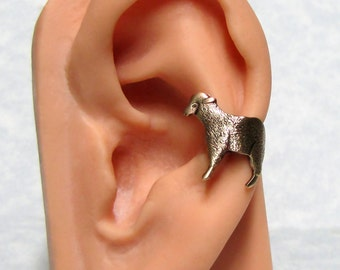 Sheep Ear cuff