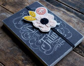 Summer Sale Felt Bookmark - Bookclub Gift,  Teacher Gift,  Reader Gift