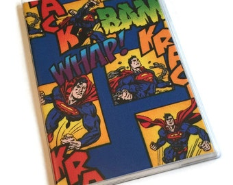 Passport Cover Superman