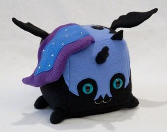 Nightmare Moon Pony Cube Alicorn