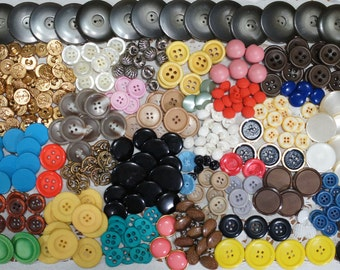 Buttons Lot of Sets Destash for sewing and crafts