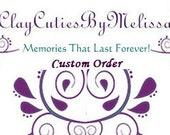 Custom Order for *Sophia* Set of 24 Hawaiian flowers (12 Turquoise, 12 Purple)