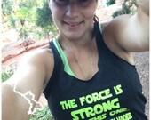 Star wars Running tank  - running tanks for women's - star wars - woman running shirt - run disney
