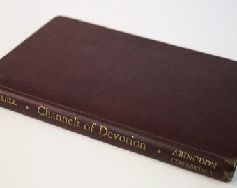 Channels of Devotion 24 Story Worship Service - 1958