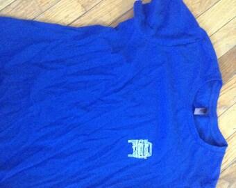 FJ60 shirt blue adult women's  Land Cruiser