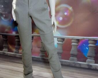 70cm BJD Khaki Pants