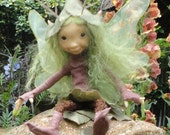 Tink - Armatured Doll Figure Handmade by Wendy Froud