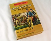 Vintage We Were There Books With Jean Lafitte at New Orleans Hard Cover HC DJ Dust Jacket Battle of New Orleans